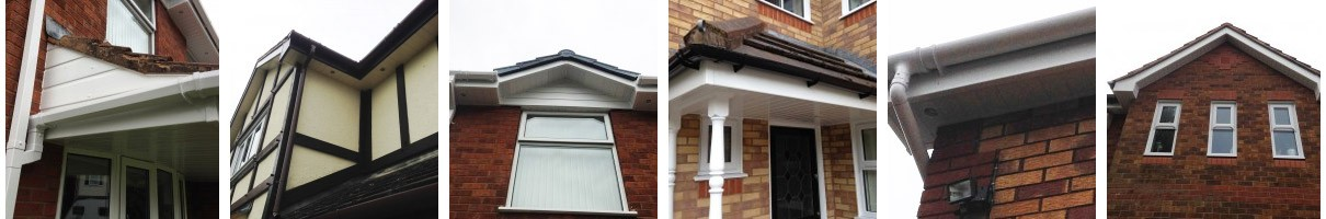 Fascia Fascia Gallery - see examples of our work