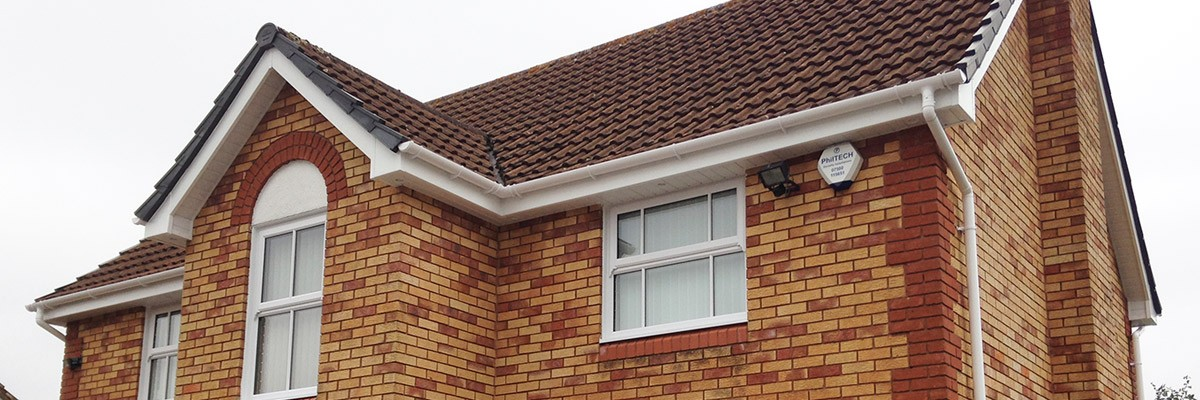Replacement Fascias and Guttering